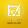 WHMCS Client Area Designer