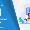 Active eCommerce Seller Subscription Add-on