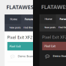 Flat Awesome + (Light & Dark)