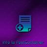 (k4) Info to postContainer